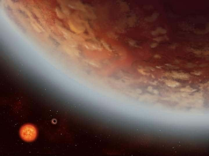 A second Super Earth was located 111 light-years away!