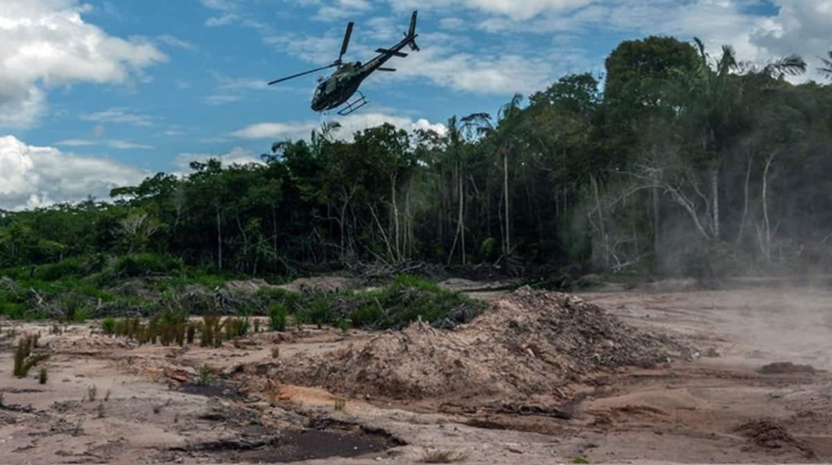 Intercept descobre plano de governo e militares para explorar a Amazônia