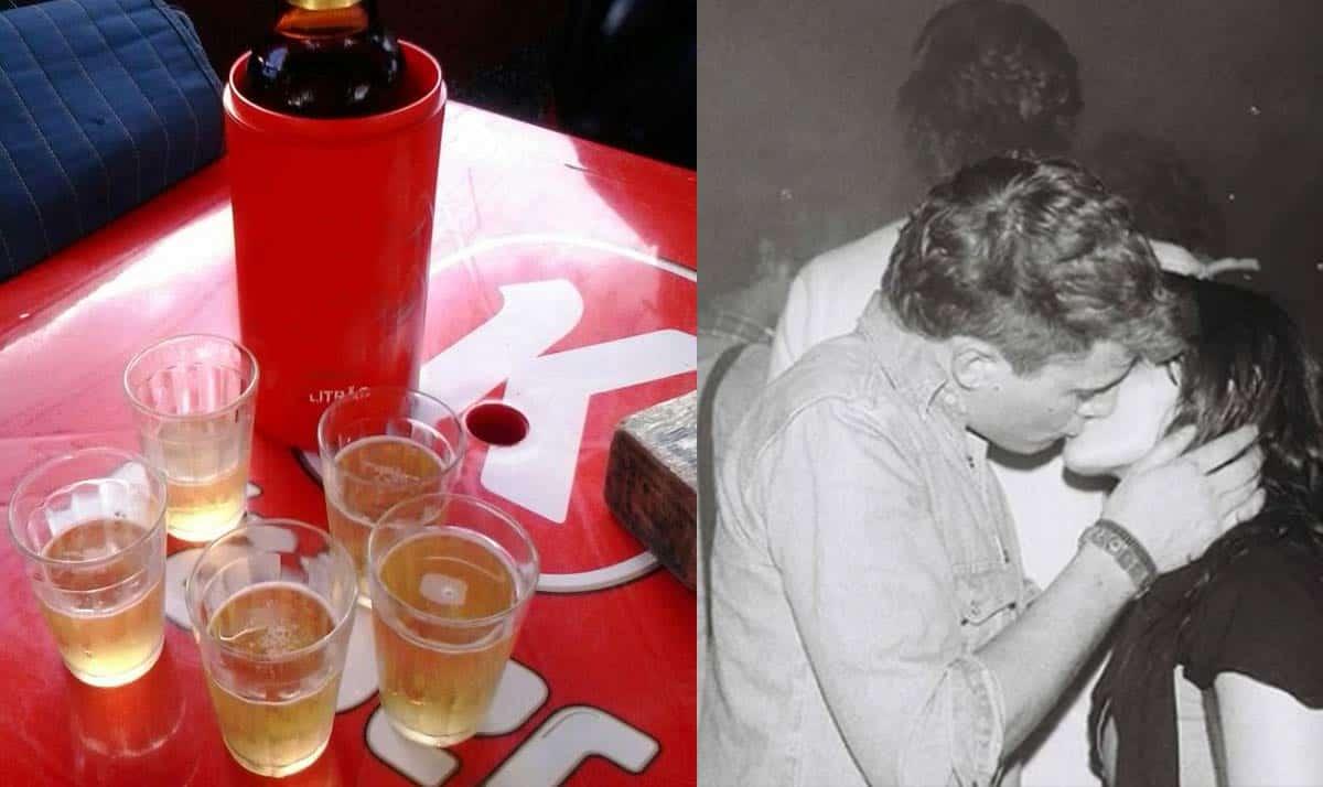 A ciência diz que estar bêbado ou apaixonado é basicamente a mesma coisa