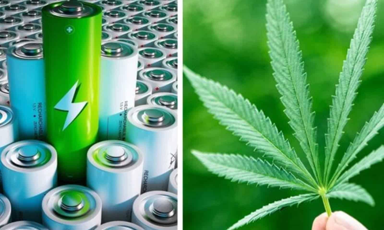 Baterias de cânhamo são ainda mais poderosas que o lítio e o grafeno, mostra um novo estudo